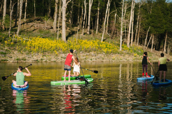 Picture of Community Paddleboard Event